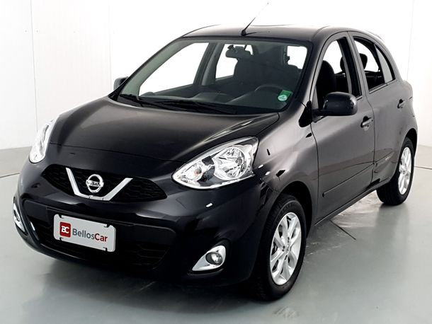 Nissan MARCH SV 1.0 12V Flex 5p