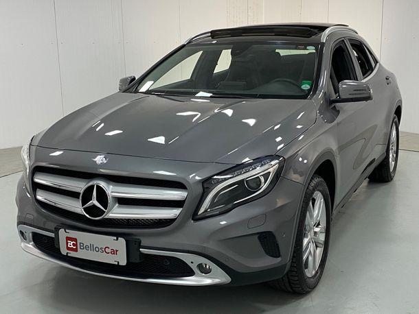 Mercedes GLA 200 Enduro 1.6 TB 16V Flex Aut.