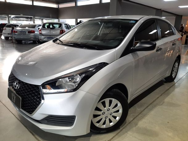 Hyundai HB20S Unique 1.0 Flex 12V Mec.