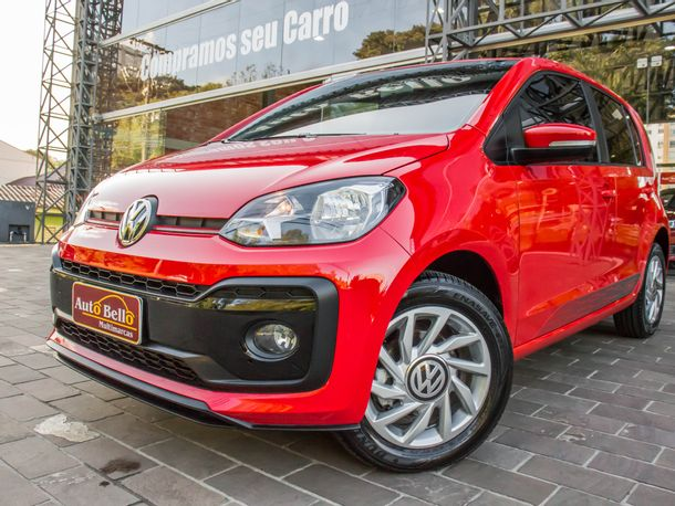 VolksWagen up! Connect 1.0 TSI Total Flex 12V 5p