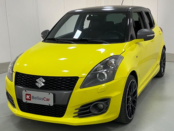 Suzuki Swift Sport R 1.6 16V 5p Mec.