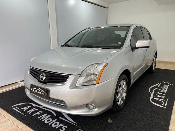 Nissan Sentra S 2.0/ 2.0 Flex Fuel 16V Aut.