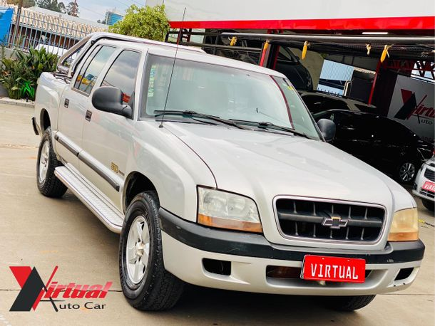 Chevrolet S10 Pick-Up Luxe 2.8 4x2 CD TB Int.Dies.