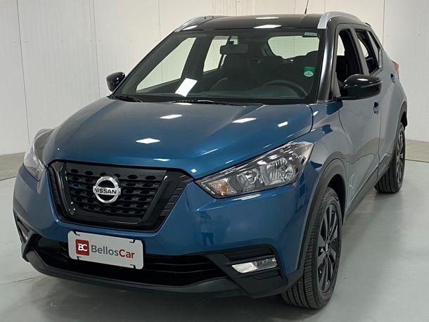 Nissan KICKS UCL 1.6 16V Flex 5p Aut.