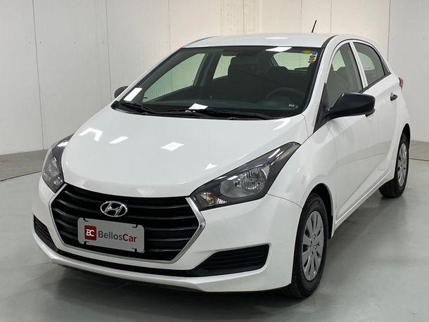 Hyundai HB20 5 Anos 1.0 Flex 12V Mec.