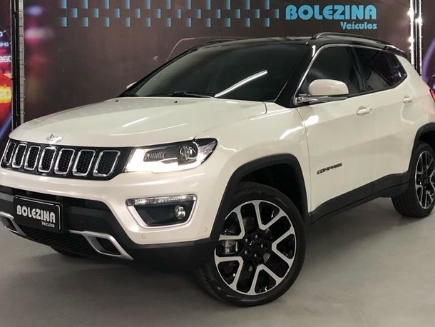 Jeep COMPASS LIMITED 2.0 4x4 Diesel 16V Aut.