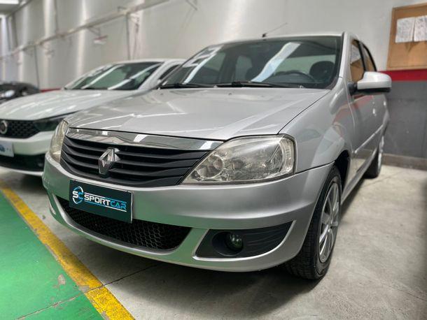 Renault LOGAN Expression Hi-Flex 1.6 8V 4p