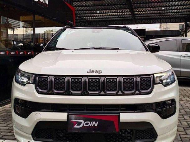 Jeep COMPASS S T270 1.3 TB 4x2 Flex Aut.