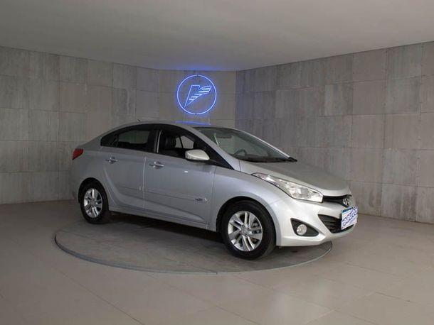 Hyundai HB20S Premium 1.6 Flex 16V Mec. 4p