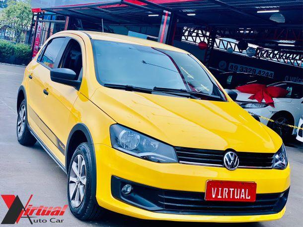 VolksWagen Gol TRACK 1.0 Mi Total Flex 8V 4p