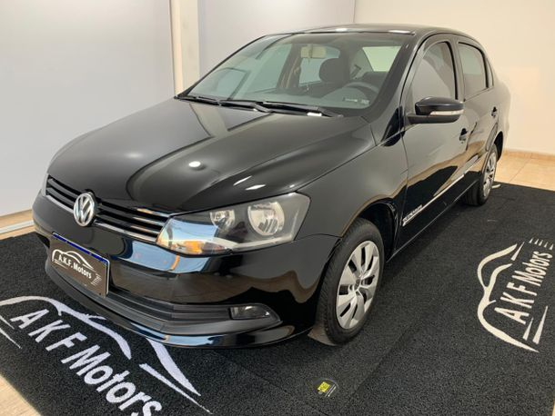 VolksWagen VOYAGE COMF/Highli. 1.6 T.Flex 8V 4p