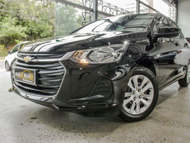 Chevrolet ONIX SEDAN Plus LT 1.0 12V Flex 4p Mec.
