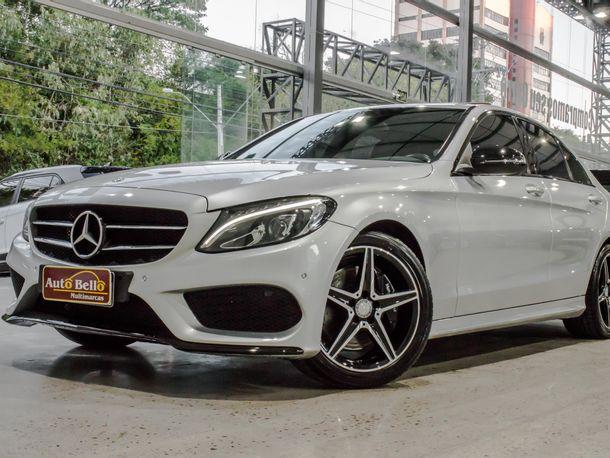 Mercedes C-250 Sport 2.0 16V 211cv Aut.