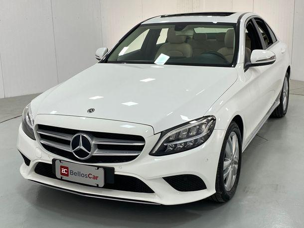 Mercedes C-200 EQ Boost 1.5 TB 16V 183cv Aut.