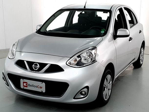 Nissan MARCH S 1.6 16V FlexStart 5p
