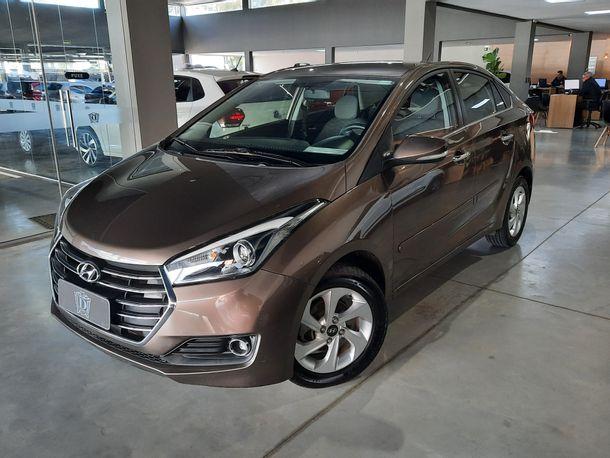 Hyundai HB20S Premium 1.6 Flex 16V Aut. 4p