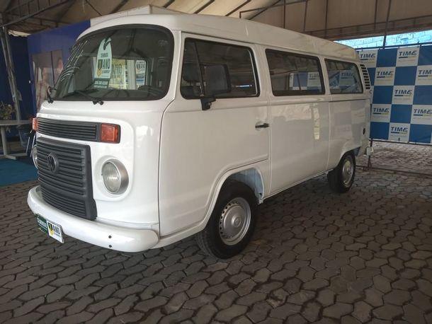 VolksWagen Kombi Standard 1.4 Mi Total Flex 8V