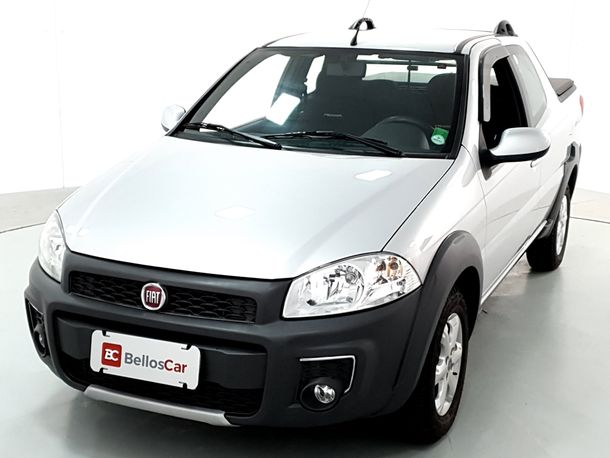 Fiat Strada Freedom 1.4 Flex 8V CD