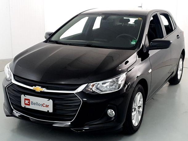 Chevrolet ONIX HATCH LTZ 1.0 12V TB Flex 5p Aut.