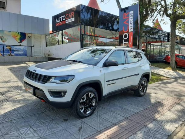 Jeep COMPASS TRAILHAWK 2.0 4x4 Dies. 16V Aut.