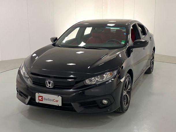 Honda Civic Sedan SPORT 2.0 Flex 16V Mec.4p