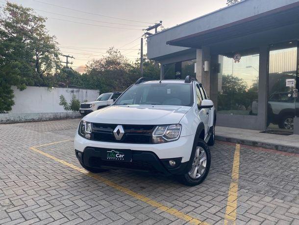 Renault DUSTER OROCH Expression 1.6 Flex 16V Mec