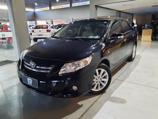 Toyota Corolla SE-G 1.8/1.8 Flex 16V Aut.
