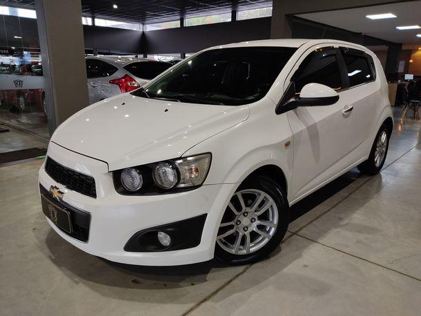 Chevrolet SONIC HB LTZ 1.6 16V FlexPower 5p Aut.