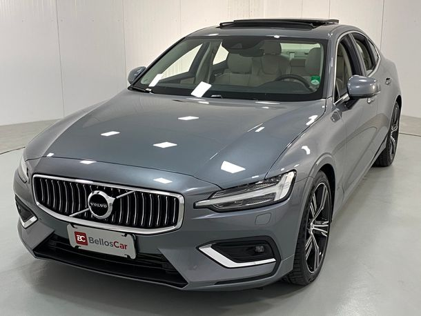 Volvo S60 T-5 INSCRIPTION 2.0 254cv 4p