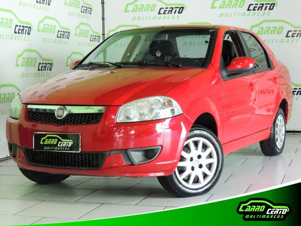Fiat Siena EL Celeb. 1.4 mpi Fire Flex 8V 4p