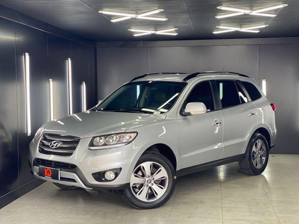 Hyundai Santa Fe GLS 2.4 Tiptronic