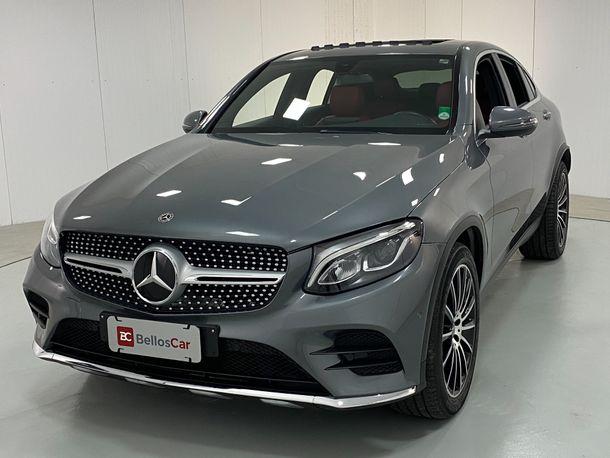 Mercedes GLC 250 Coupe 4MATIC 2.0 TB 16V Aut.