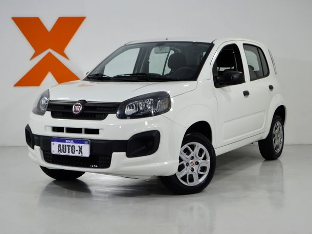 Fiat UNO ATTRACTIVE 1.0 EVO Fire Flex 8V 5p