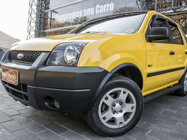 Ford EcoSport 4WD 2.0/ 2.0 Flex 16V 5p