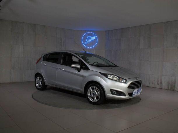 Ford Fiesta SEL 1.6 16V Flex  Aut. 5p