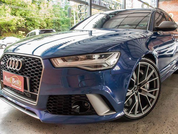 Audi RS6 4.0 Avant TFSI BI-TB Quattro Tip. 5p