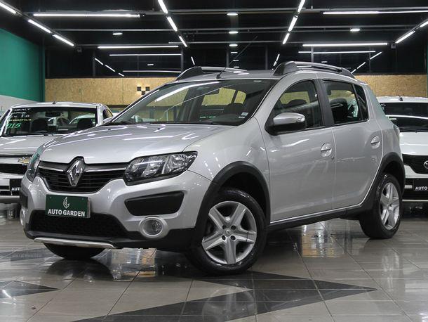 Renault SANDERO STEPWAY EXP. Flex 1.6 16V 5p