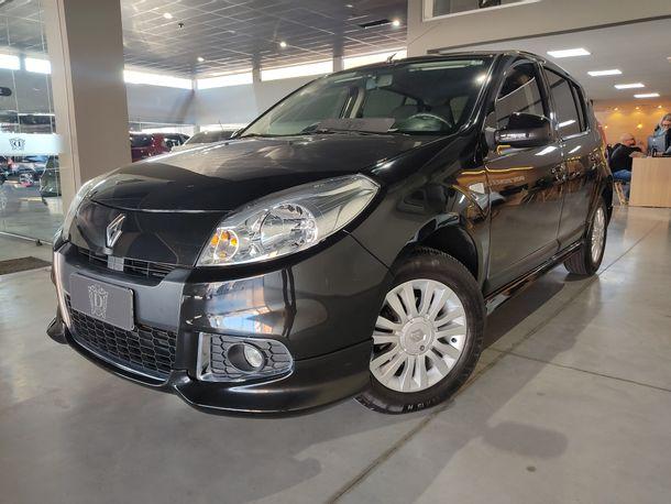 Renault SANDERO Privilège Hi-Flex 1.6 16V 5p Aut