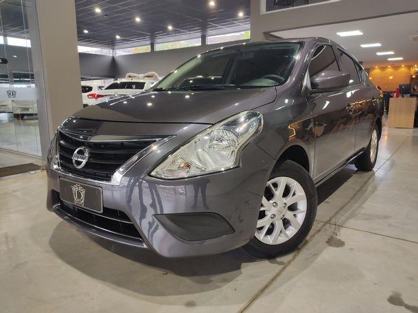 Nissan VERSA S 1.0 12V FlexStart 4p Mec.