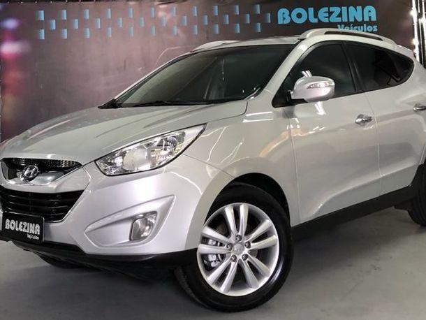 Hyundai ix35 GLS 2.0 16V 2WD Flex Aut.