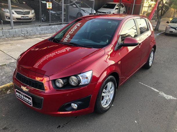 Chevrolet SONIC HB LT 1.6 16V FlexPower 5p Mec.
