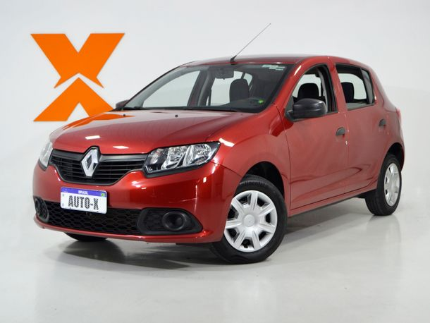 Renault SANDERO Authentique Flex 1.0 12V 5p