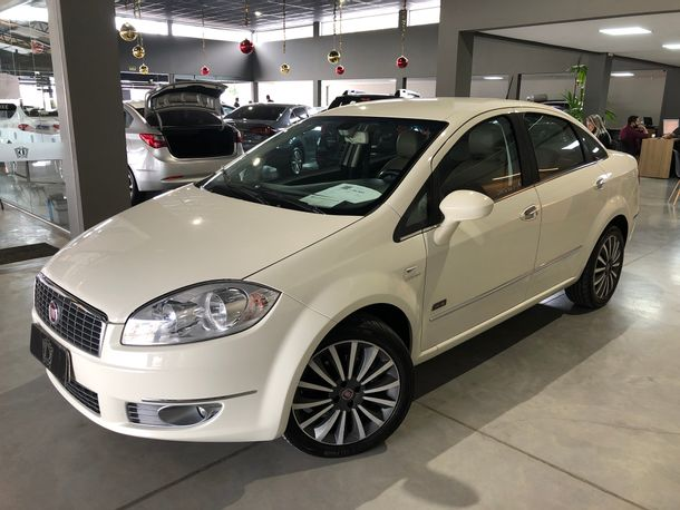 Fiat LINEA ESSEN.SUBLIME Dual.1.8 Flex 16V 4p