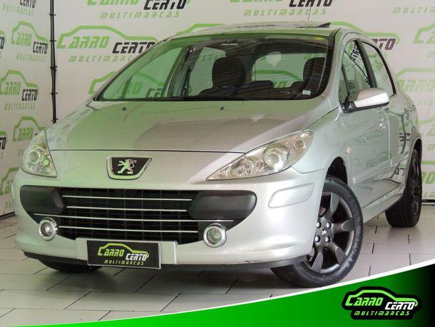Peugeot 307 Presence 2.0 Flex 16V 5p Aut.
