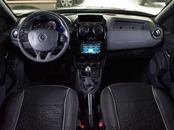 Renault DUSTER OROCH Dyna. 1.6 Flex 16V Mec.