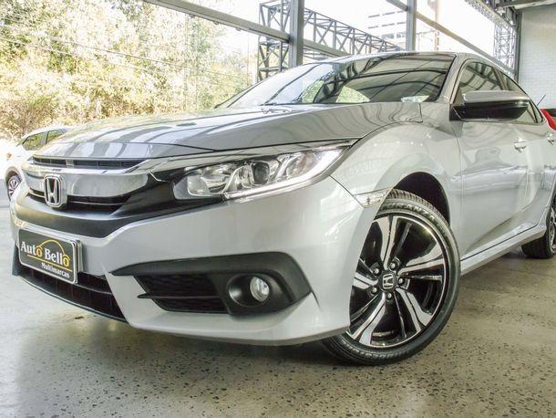 Honda Civic Sedan EXL 2.0 Flex 16V Aut.4p