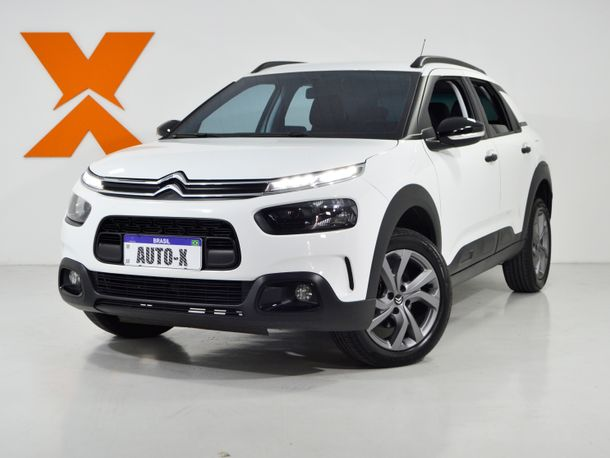 Citroën C4 CACTUS FEEL 1.6 16V Flex Mec.