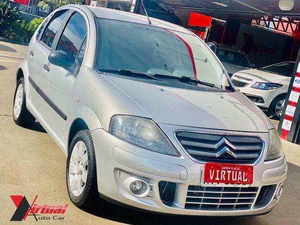 Citroën C3 Exclusive 1.4 Flex 8V 5p