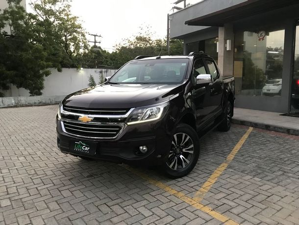 Chevrolet S10 Pick-Up LTZ 2.5 Flex 4x4 CD Aut.