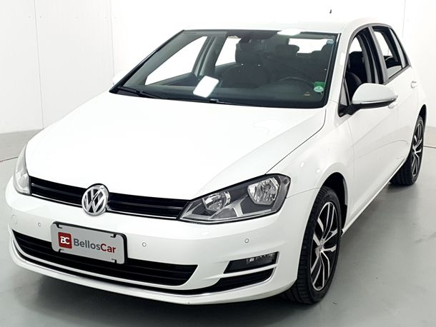 VolksWagen Golf Highline 1.4 TSI Total Flex Aut.